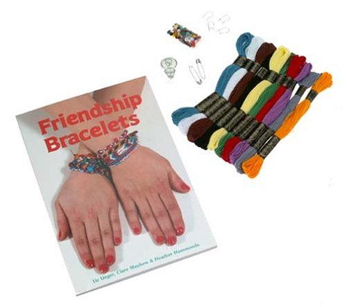Friendship Bracelets- Book and Kit