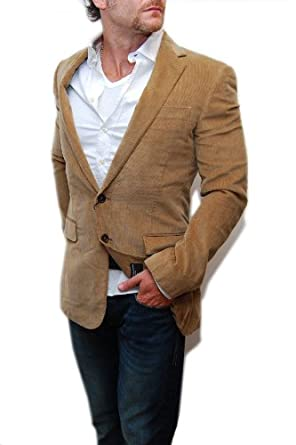 Polo Ralph Lauren Black Label Mens Brown Khaki Blazer