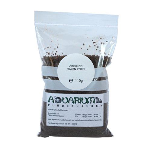 Bio natural max zierfischfutter ca70 multima granulat for Skalar futter