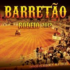 Barretão - Rodeio 2012