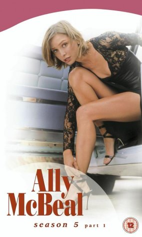 Ally McBeal : Season 5 Part 1 Box Set [1998]