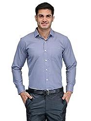 Harvest BLACK CHECK 100 % Cotton Shirt for Men