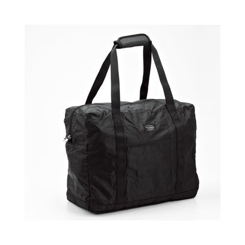 SOLO-TOURIST|折りたたみバッグ|ソロツーリスト スーベニアバッグM (27L)ブラック