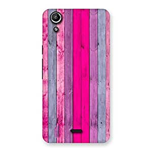 Special Pink Wall Multicolor Back Case Cover for Micromax Canvas Selfie Lens Q345