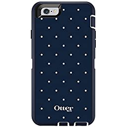 OtterBox iPhone 6 ONLY Case (4.7 inch) - Defender Series, Retail Packaging - Classic Dot