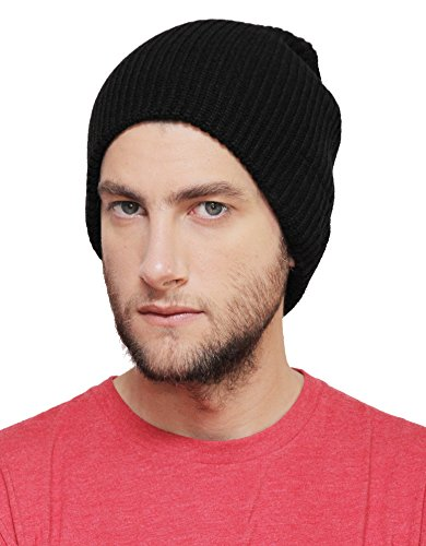 1-Voice-Bluetooth-Beanie-with-Built-in-Wireless-Headphones-Black