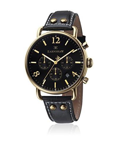 Thomas Earnshaw Reloj de cuarzo Investigator ES-8001-01 Negro 43 mm