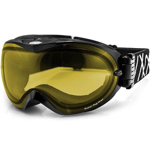 Arctica ® Skibrille Snowboardbrille für Brillenträger geeignet / KLIMA COOL SYSTEM + ANTI FOG / 6 Farben zur Auswahl