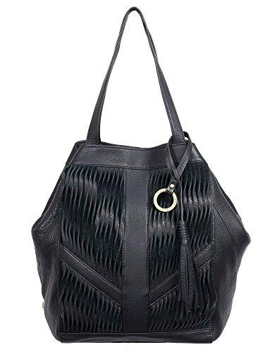 sanctuary-black-modern-twist-leather-tote
