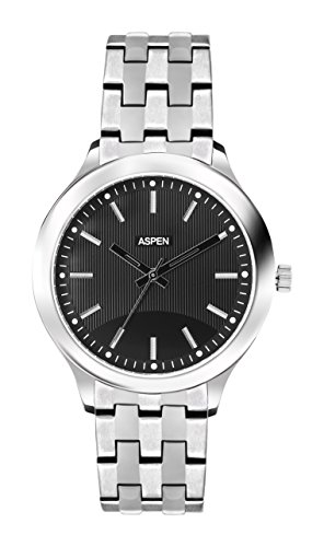 Aspen Aspen Workwear Analog Black Dial Men's Watch - AM0039