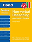 Andrew Baines New Bond Assessment Papers Non-Verbal Reasoning 8-9 Years