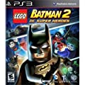Warner Bros. Lego Batman 2 Super Heroes Ps3 (1000287049) -