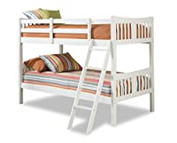 Stork Craft Caribou Bunk Bed