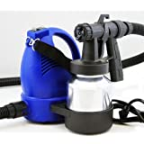 Electric Easy Paint Spray Gun Painter HVLP Zoom Through House Painting Jobs