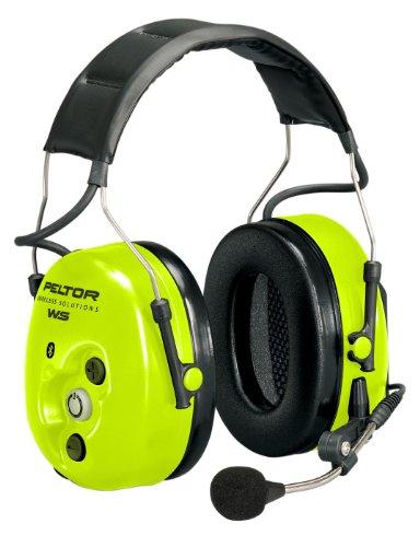 Peltor Mt53H7Aws2 Headband Model Bluetooth Headset, Hi-Viz Mt53H7Aws2 -77