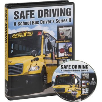 Safe Driving: A School Bus Driver's Series II (Training DVD)
