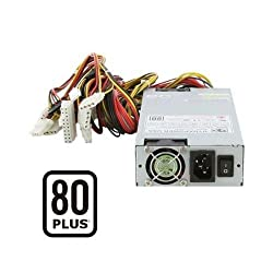 Dynapower TC-1U46P80 1U 460W Active PFC EPS 12V Low Noise 80 Plus Certified Server Power Supply