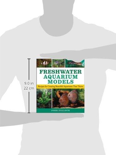 Freshwater Aquarium Models: Recipes for Creating Beautiful Aquariums ...