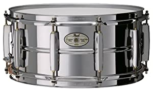 Pearl STE1465S, Sensitone Snare Drum, 1.0mm Beaded Steel