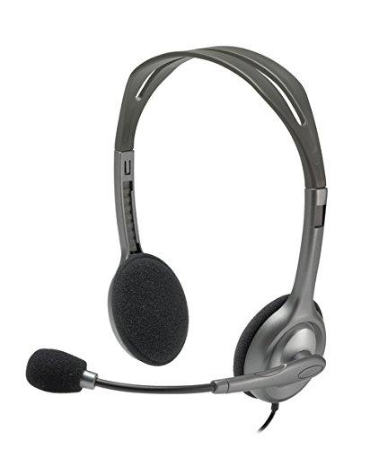 logitech-h111-cuffia-stereo-nero