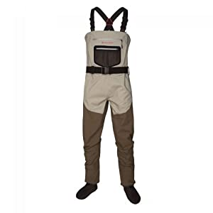 Redington Super Dry Fly Fishing Wader Cocona Waterproof Sonic Weld Cocona Layers by Redington