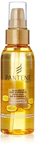 Pantene Pro-V, Olio Secco Con Vitamina E Per Capelli, 100 Ml
