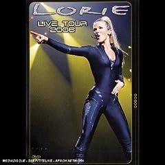 Lorie : Live tour 2006 - DVD