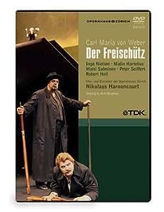 Der Freischutz [DVD] [Import]