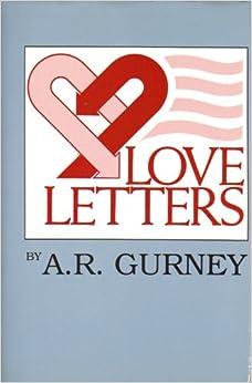 Love Letters AR GURNEY Amazon Books