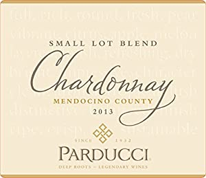 2013 Parducci Small Lot Blend Chardonnay Mendocino County 750 mL