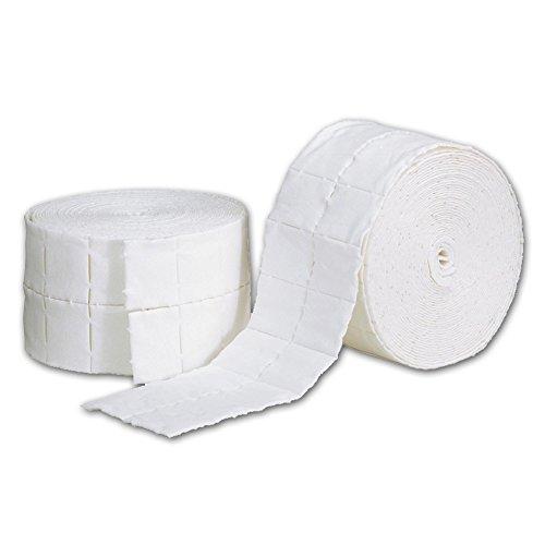 cosi-nails-lot-de-2-rouleaux-de-carres-predecoupes-en-cellulose-de-coton-pour-reconstruction-des-ong