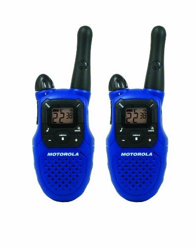 Motorola MC220R 16-Mile Talkabout 2-Way Radios