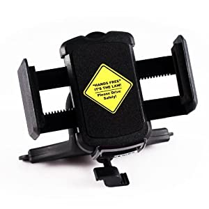 Mountek nGroove Universal CD Slot Mount (Black) from Mountek