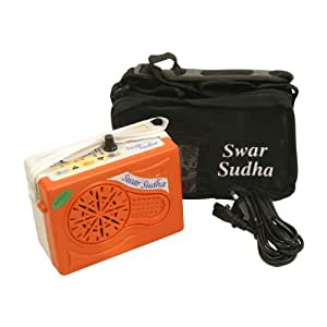 Shruti box from by karnatik