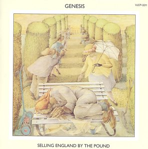 Genesis - Selling England by the pound (1973) - Zortam Music