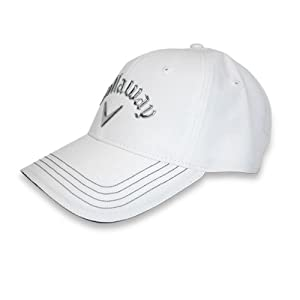Callaway Hex Liquid Metal Tour Cap - White