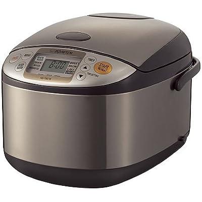 Zojirushi Micom Rice Cooker & Warmer NSTSC18 , 10 cup by Zojirushi