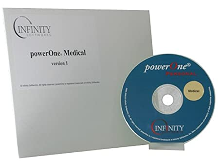 Infinity Softworks powerOne Medical Combo for Palm OS/Pocket PC and Windows