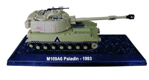 M109A6 Paladin - 1993 diecast 1:72 model (Amercom CS-21)