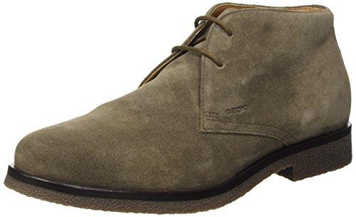 Geox U Claudio D, Stivali Desert Boots Uomo, Braun (TAUPEC6029), 47 EU