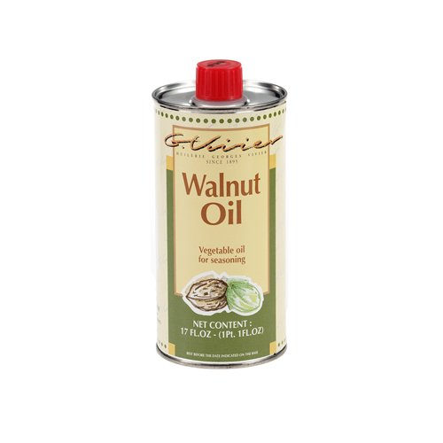 French Pure Walnut Oil - 17 oz