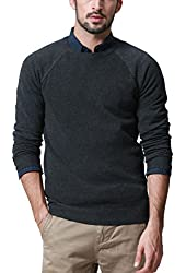 Match Men's Knited Slim Fit Casual Pullover Sweaters #Z1517