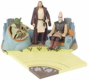 STAR WARS- TPM JEDI HIGH COUNCIL SCENE 1