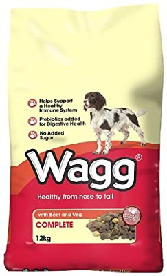 Wagg Complete Beef and Veg 12 Kg