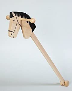 Wooden Hobby Horse RA101 by Oodles of Toys