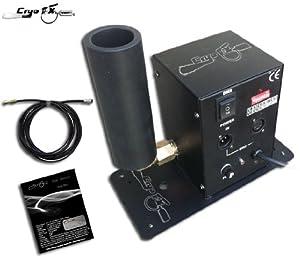 co2 cannon blaster machine