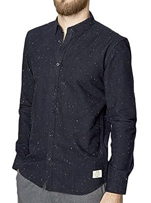 SUIT Camisa Hombre (Azul)