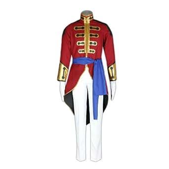 Code Geass Cosplay Costume - Gilbert G.P Guilford X-Small