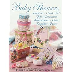 Design Originals Baby Showers Idea & Project - Invitations, Decorations, Thank Yous, Games & More!