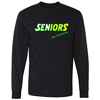 Seniors Eat Freshman Long Sleeve T-Shirt